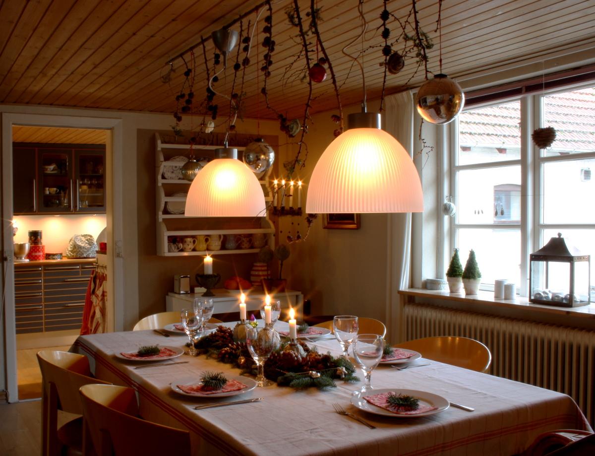 Juleaftensbordet