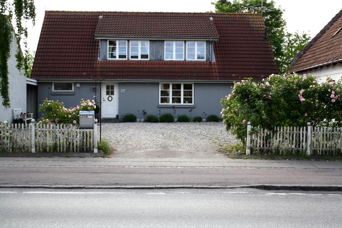 Frühlingsduft og huset