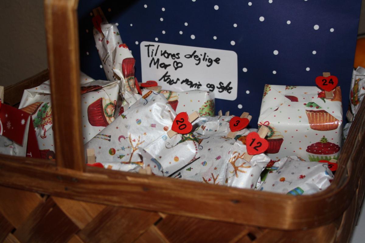 Min julekalender