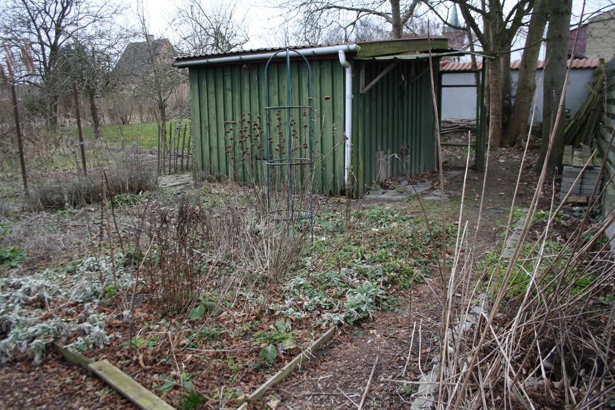 Tømt Hønsegård