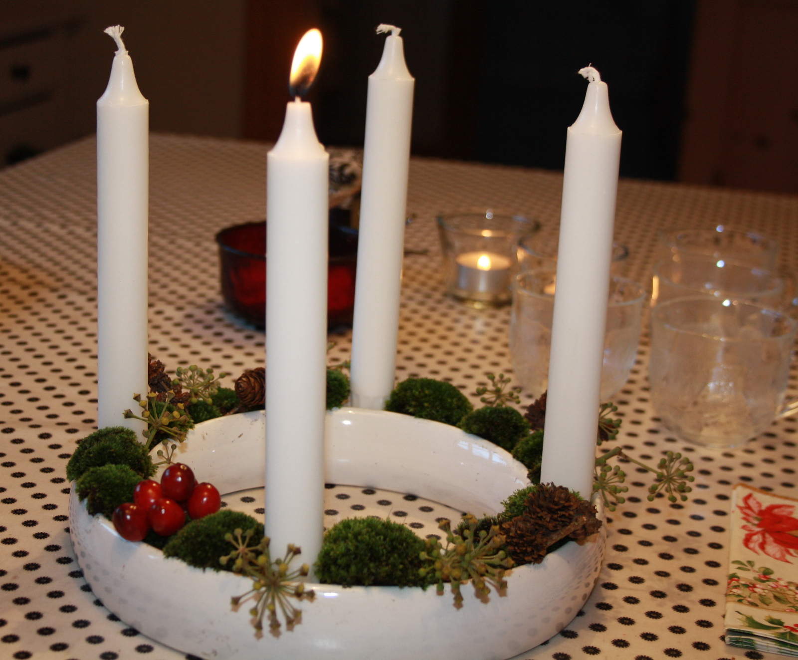Adventskransen