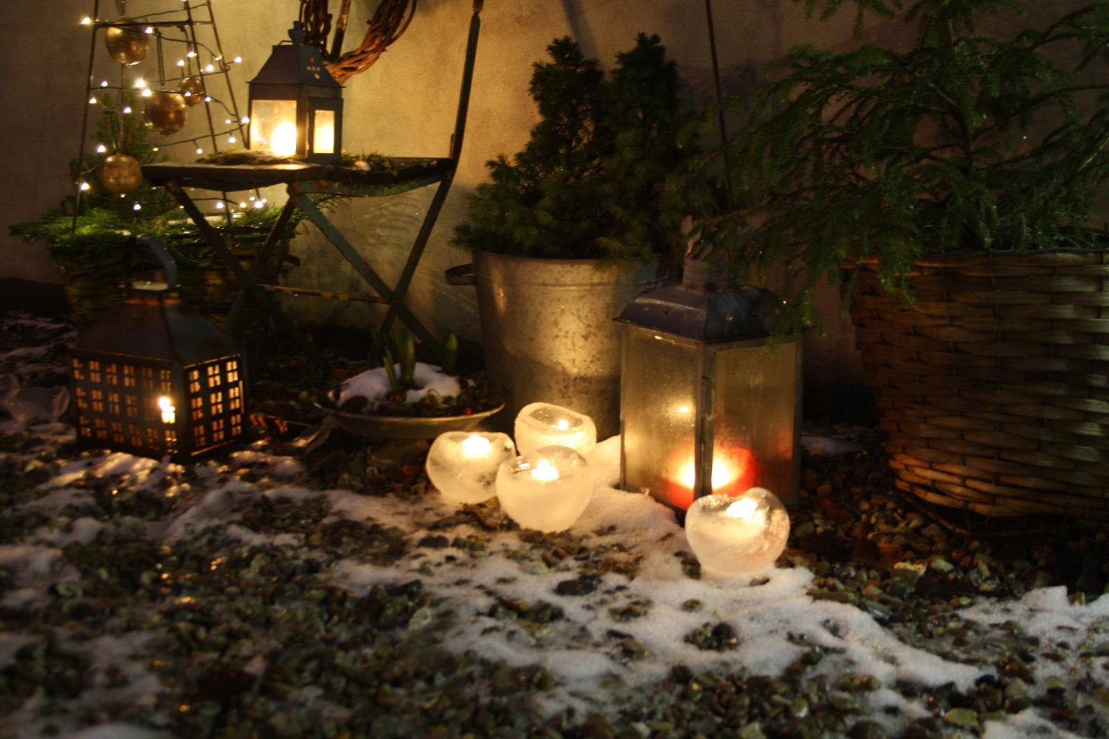 Islygter og lanterner
