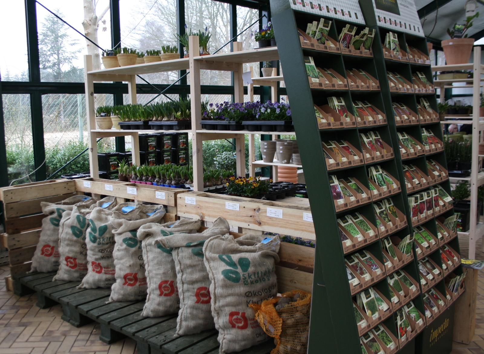 Lottenborg have – et havecenter til den miljøvenlige have(ejer ...