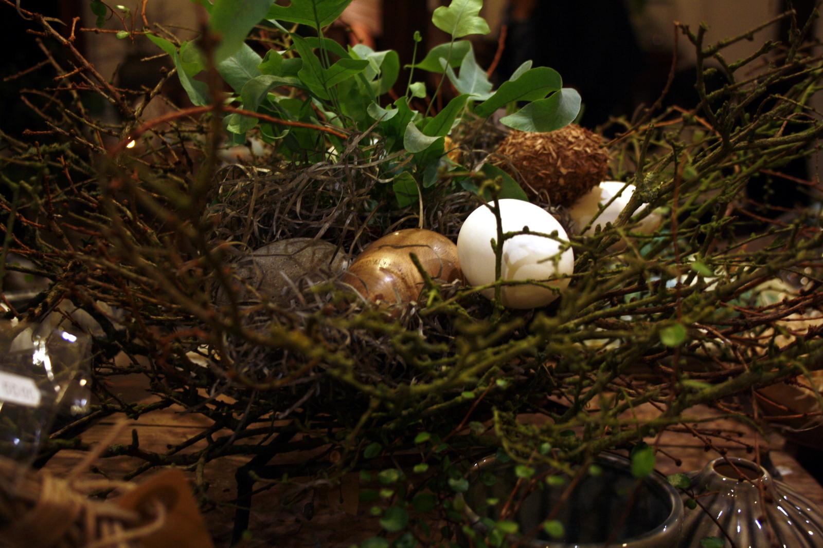 Rede med æg