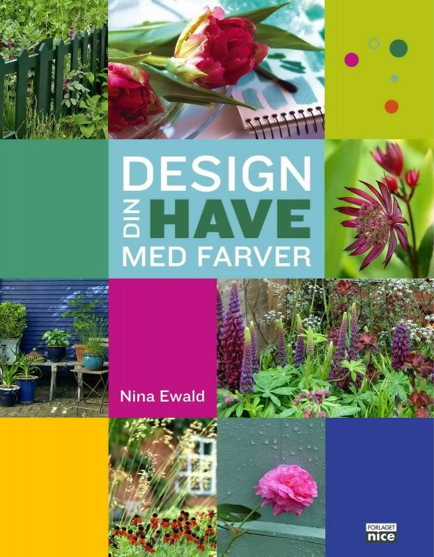 Forside, Design din have med farver